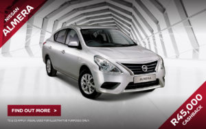 Mark White Nissan Specials
